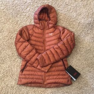 Arc'teryx Cerium LT hoodie